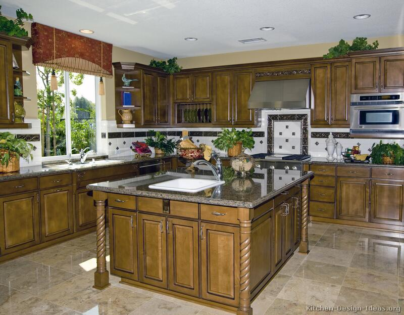 Green Kitchen Cabi s on kitchen design ideas with olive cabinets