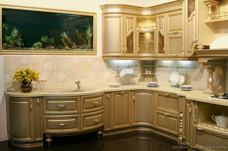 Unique Kitchen Designs Glamorous With Unique Kitchen CabiDesigns Photo