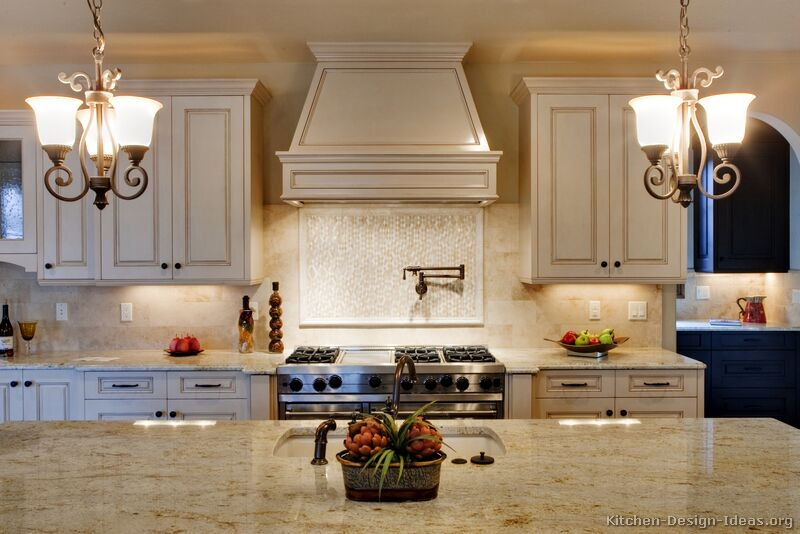 Remarkable Antique White Kitchen Cabinets 800 X 534 · 71 KB · Jpeg