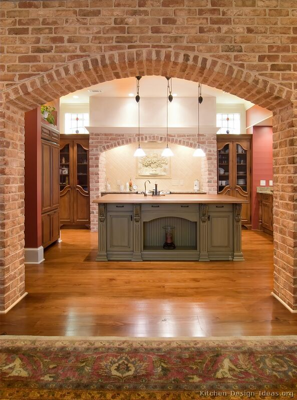 Old World Kitchen Designs Photo Gallery