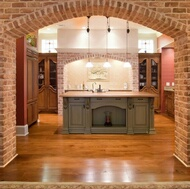 Kitchen Cabinet Styles - Old World Kitchen Designs