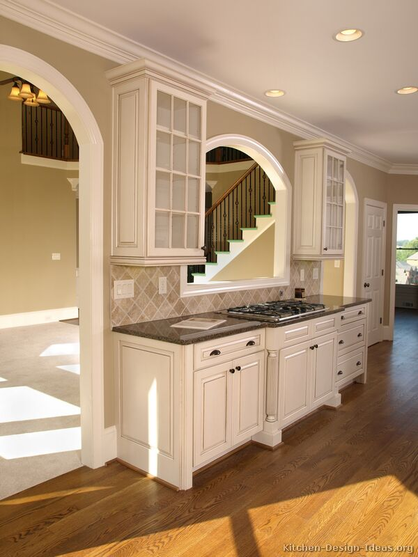 of kitchens traditional two tone kitchen cabinets kitchen 24