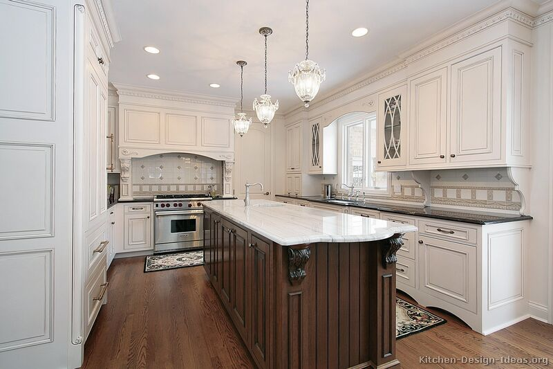 http://www.kitchen-design-ideas.org/images/kitchen-cabinets-traditional-two-tone-034a-s30977437-white-dark-wood-hood-island-luxury.jpg