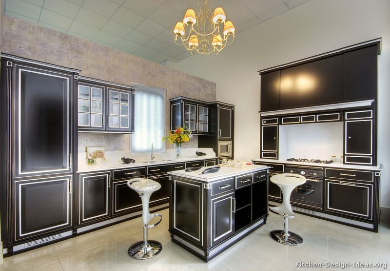 Superbe Unique Kitchen Designs #Unique_Decor #تصميمات_مطابخ #Decorating_Ideas  #Kitchen_Design #Modern_Ki .