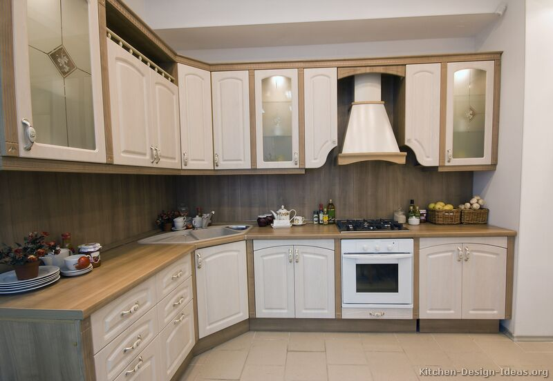 of Kitchens  Traditional  Two Tone Kitchen Cabinets (Page 2
