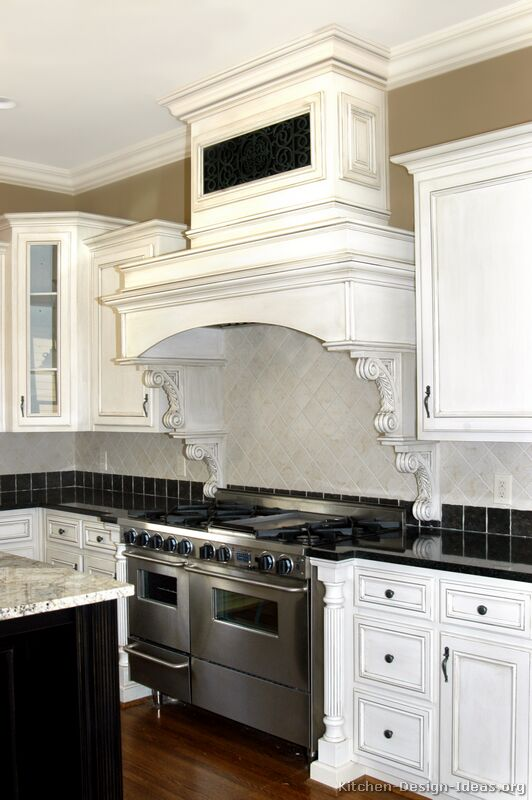 Pictures Kitchens Traditional Off White Antique Kitchen Cabinets Page
