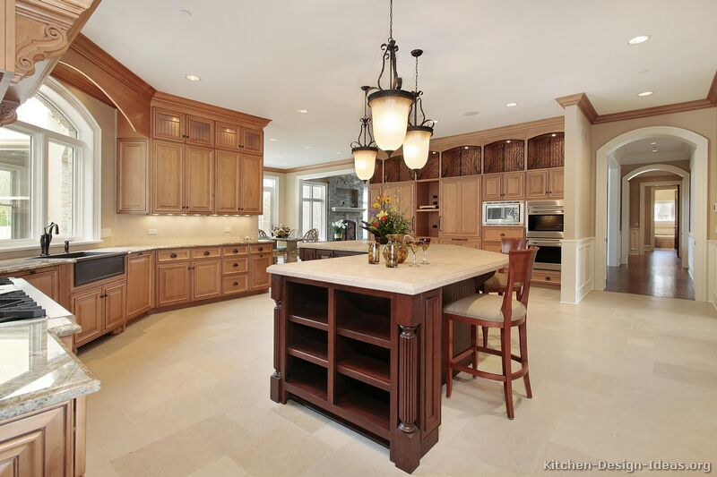 Tips For Kitchen Color Ideas: Pictures Of Kitchens