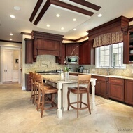 Traditional Kitchen Cabinets
