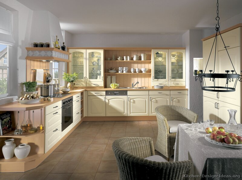 delightful Cottage Kitchen Design #5: 01, Cottage Kitchen Design