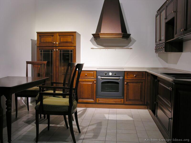 Italian Kitchen Design Traditional Style Cabinets Amp Decor