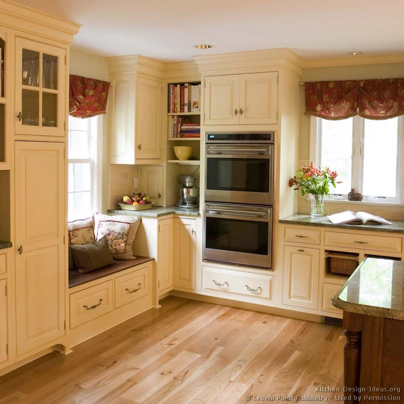 Two Tone Cabinets In Small Kitchen: Pin By James Etheridge Jr On Cribs