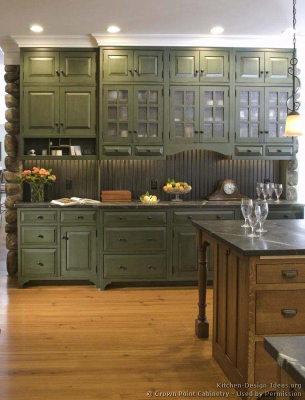 2 Tone Kitchen Cabinets Black