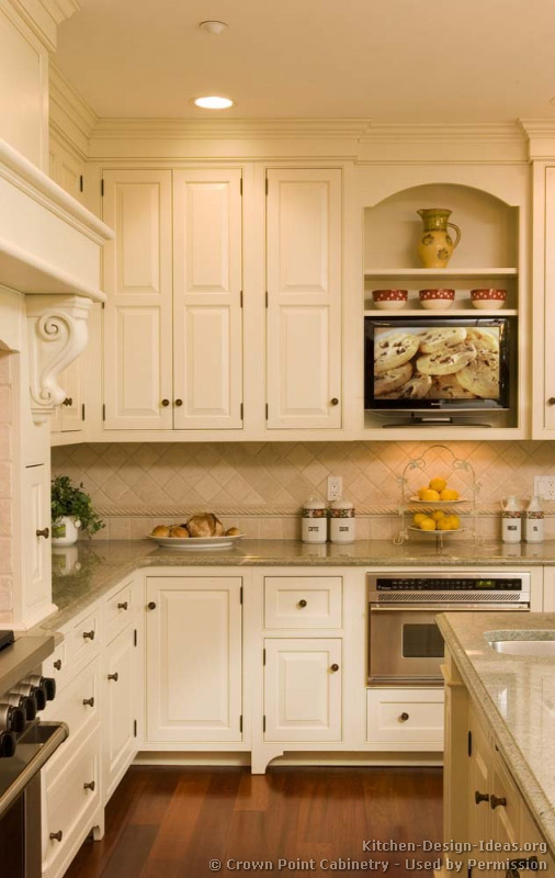 Victorian kitchens cabinets design ideas and pictures for Kitchen cabinet design photos