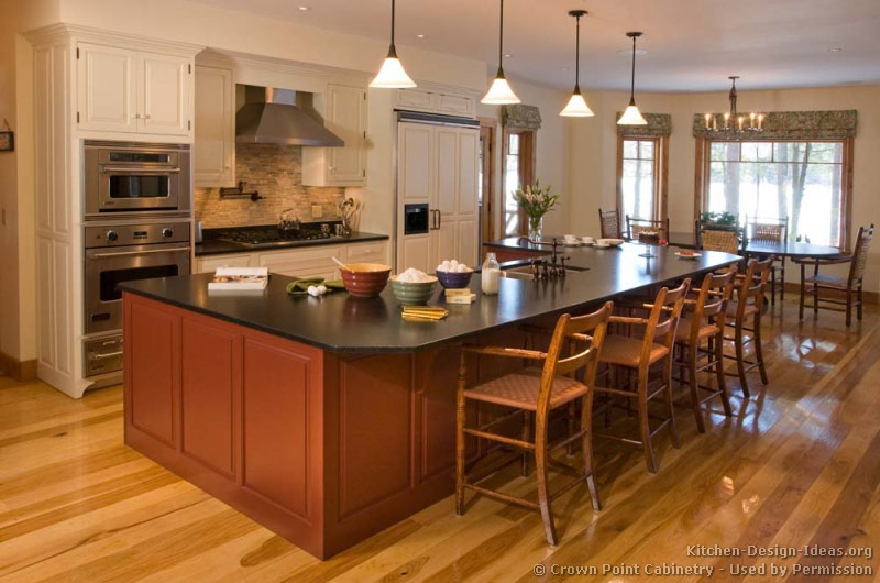 What Is A Kitchen Island With Pictures: Pictures Of Kitchens