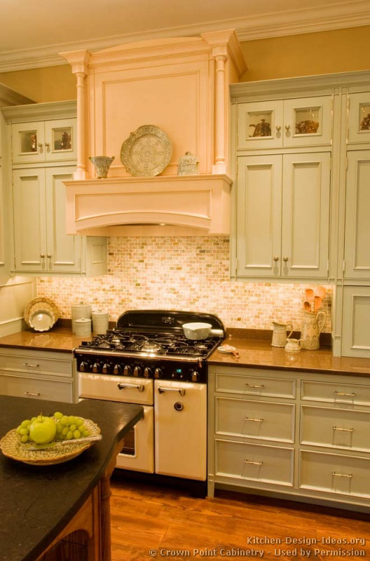 of kitchens traditional two tone kitchen cabinets kitchen 146