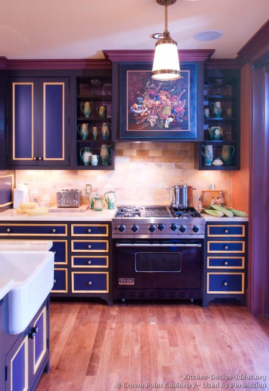 Tips For Kitchen Color Ideas: Unique Kitchen Designs & Decor