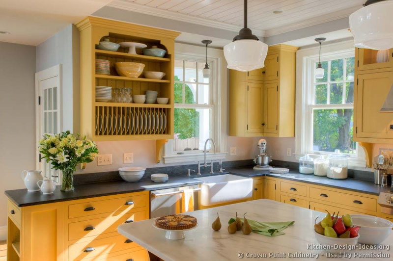 kitchen ideas on pinterest yellow kitchens small galley kitchens