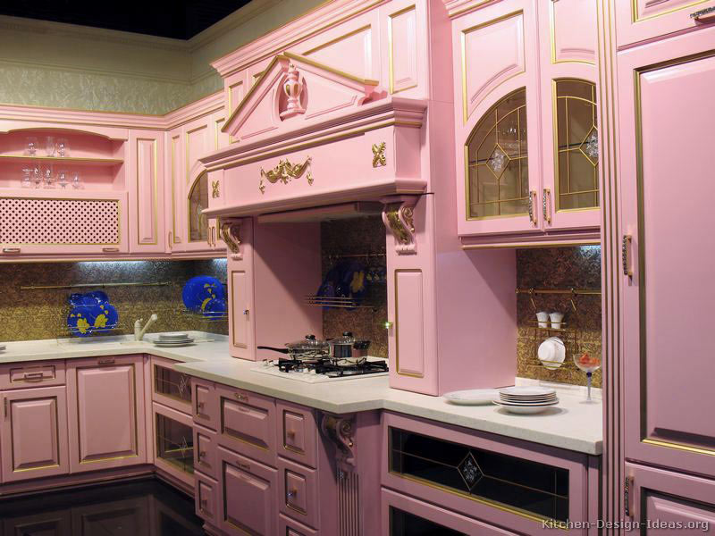of Kitchens  Traditional  Two Tone Kitchen Cabinets (Page 6