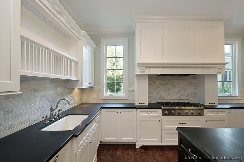Black And White Country Kitchen plain black and white country kitchen are all a gathering place