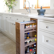 Pull-Out Spice Rack - Woodale Designs