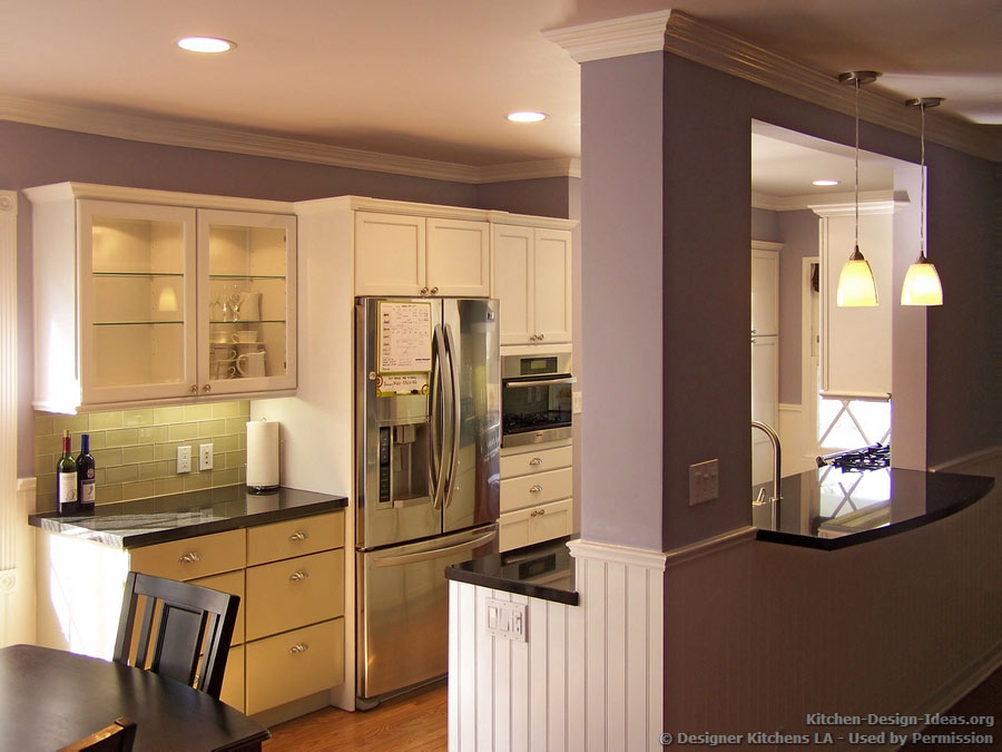 Minor kitchen remodels that make a huge difference for 2 wall kitchen designs
