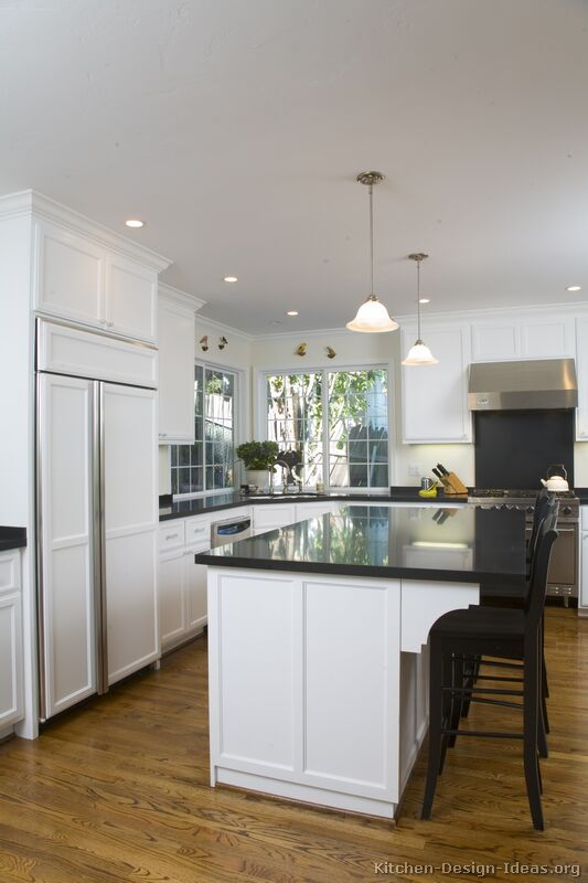 pictures of kitchens traditional white kitchen cabinets kitchen 10. Black Bedroom Furniture Sets. Home Design Ideas