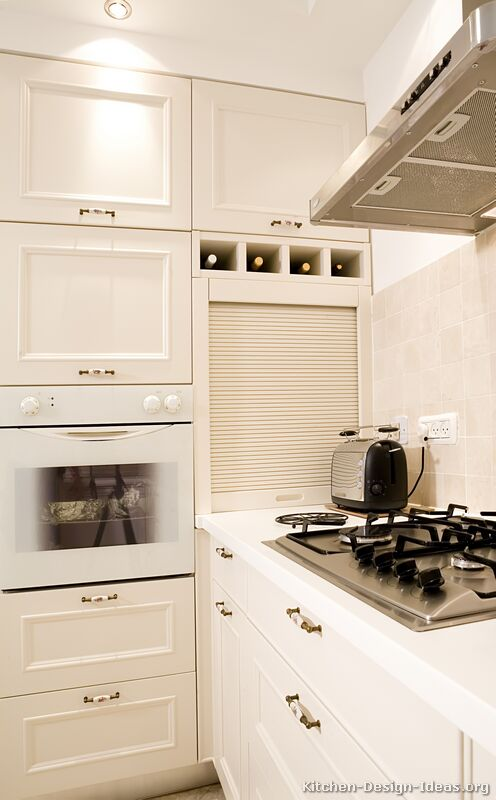 Pictures Of Kitchens Traditional White Kitchen Cabinets Kitchen 12