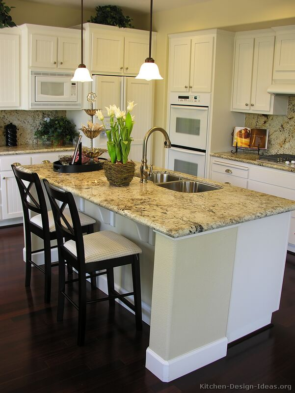 ... Island Exam... Kitchen Island Ideas With Sink