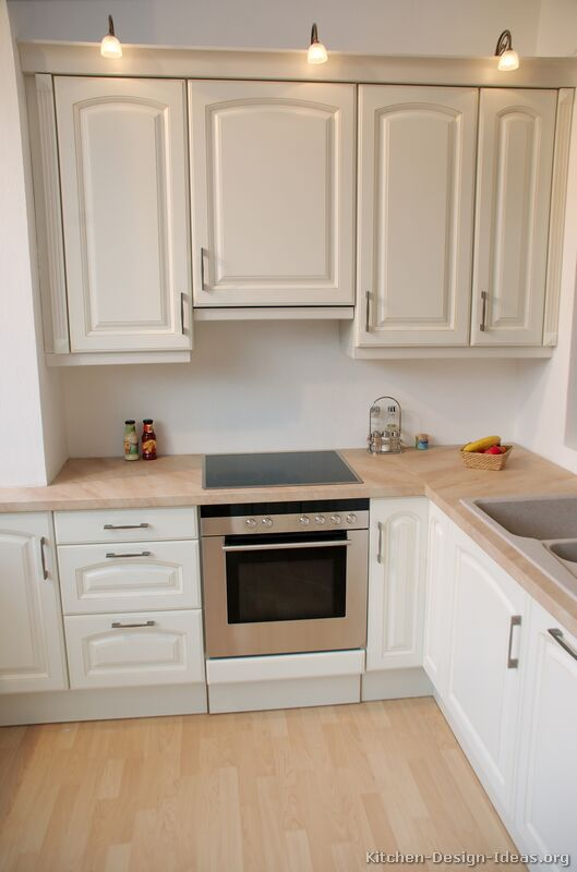 Pictures of kitchens traditional white kitchen cabinets page 2 - White kitchen cabinet ideas ...