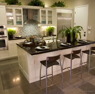 Kitchen Cabinet Styles - Transitional Kitchens