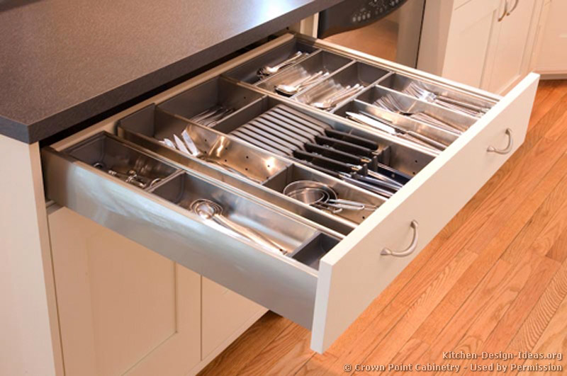 Tool Cabinets In Kitchens