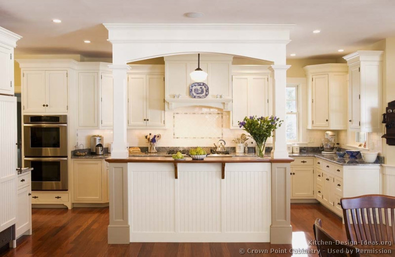Pictures of Kitchens  Traditional  White Kitchen Cabinets (Page 5)
