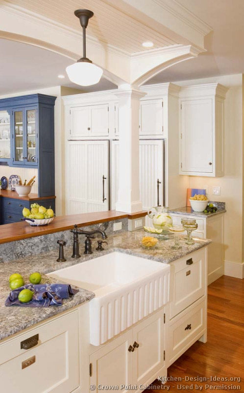 Victorian Kitchens - Cabinets, Design Ideas, and Pictures