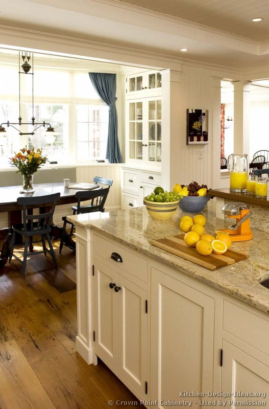 Traditional White Kitchen Design Ideas: Cabinets, Design Ideas, And Pictures