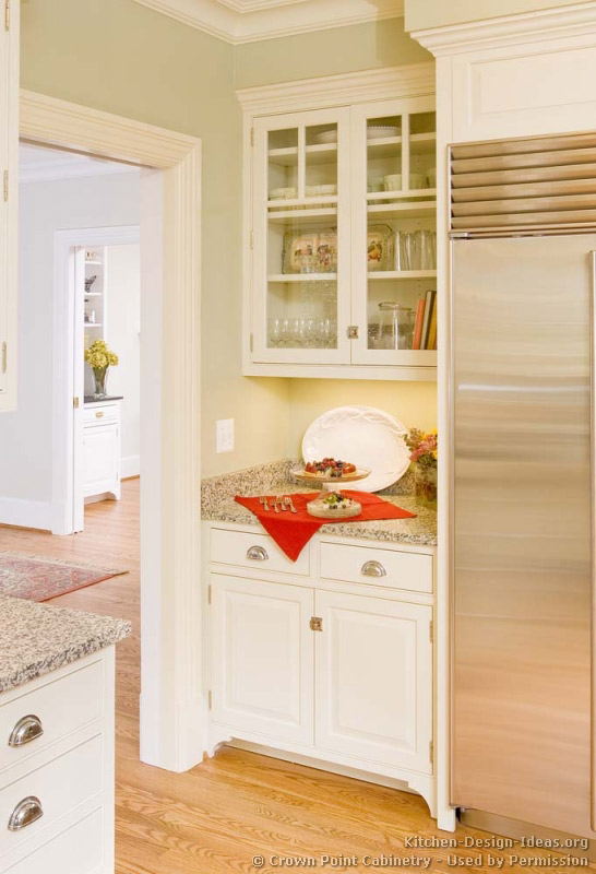 Pictures Of Kitchens Traditional White Kitchen Cabinets Kitchen 126