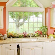 Victorian Kitchen Cabinets