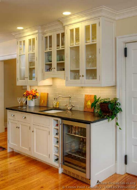 Pictures of kitchens traditional white kitchen cabinets kitchen 128 - White kitchen cabinet ideas ...