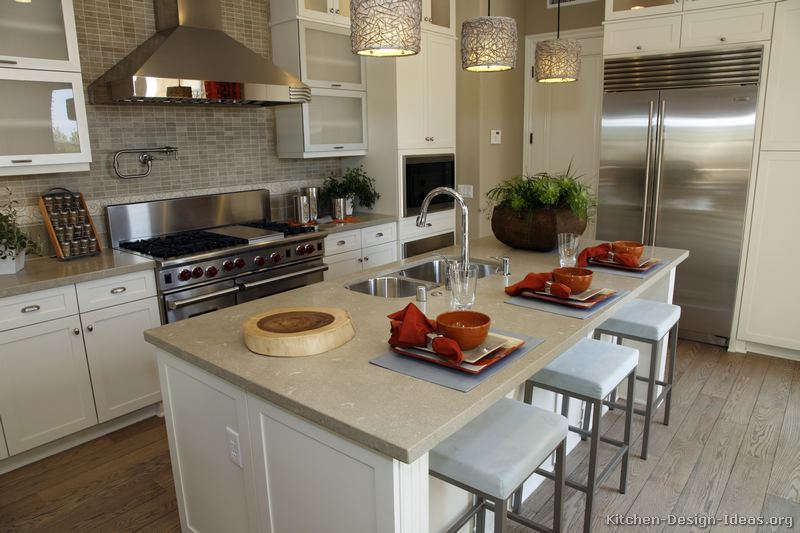 28 transitional kitchen design - Transitional Kitchen Design