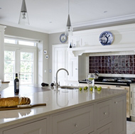 Island and Wood Hood by Woodale Designs