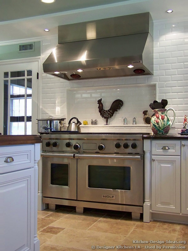 Kitchen Range Oven Trends - Hi-Tech Cooking In Style