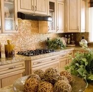 Traditional Whitewashed Wood Kitchens