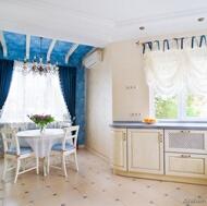 Traditional Whitewash Kitchen