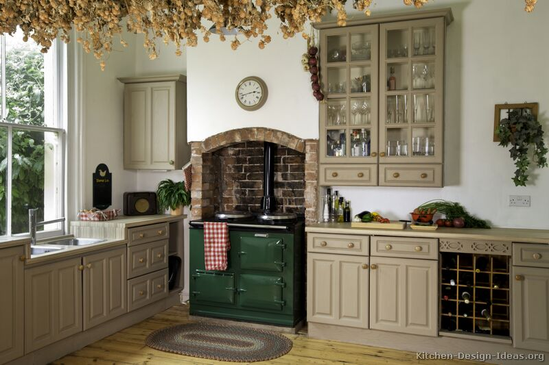 35 Rustic Kitchen Design