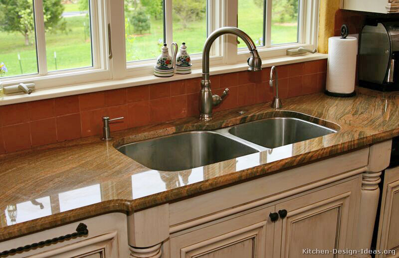Ordinaire Sink With A Separate Tap For Filtered Drinking Water