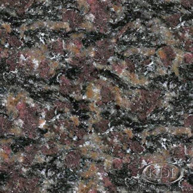 Granite Countertop Colors: Purple Granite photo - 2