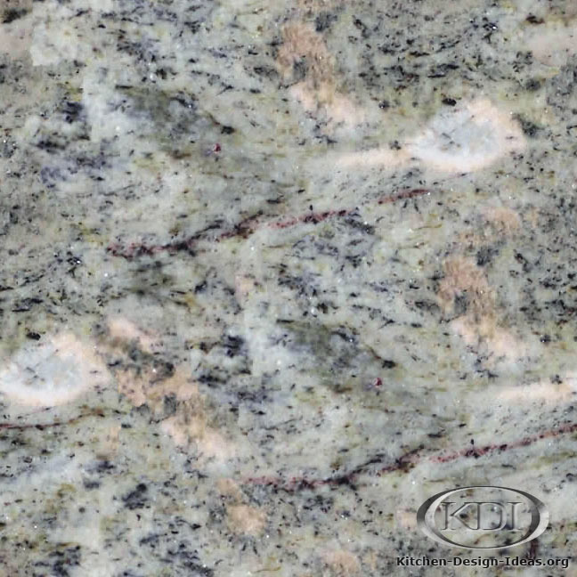 Lime Green Granite