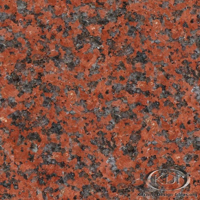 Louyuan Red Granite