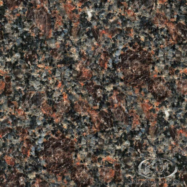 Mahogany Royal Granite