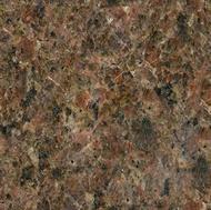 Marron Castor Granite