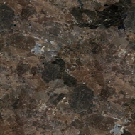 Marron Cohiba Leather Granite